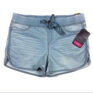 ☕️5/$25 No Boundaries Stretchy Denim Casual Shorts